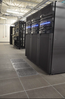 Bettinger West Interiors Inc Baltimore Md Bare Data Center